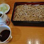蕎麦屋 慶徳 -