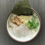 支那そば しげもと - 料理写真:数量限定白湯スープ白