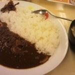 松屋 - オリジナルカレー(並) 380円 <2012.03.21>
