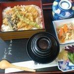しん東 - 天丼