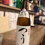 日本酒と海鮮 角打ち屋 新橋 -