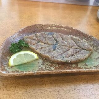 道の駅 オライはすぬま - 料理写真:なめろう