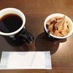 イット コーヒー - シングルオリジンコーヒー (ブラジル パッセイオ)とコーヒーソフト