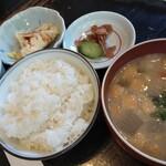 阿蘇庭 山見茶屋 - 料理写真: