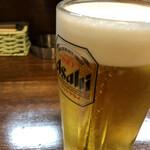 酒処 静 - センベロセットは500円のドリンク2杯