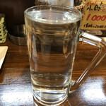 酒処 静 - 芋のお湯割り(*´ω`*)