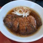 文月 - 料理写真:パイコウ麺