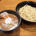 麺工房 武 - 特製つけ麺(900円)