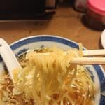 天下鶏 - 2019年11月 鳥スープラーメン 350円