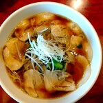 天府 - 特上チャーシュー麺