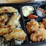 焼き鳥 加賀屋 - 鳥丼デラックス
