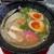 拉麺 ことぶき家 - 料理写真:とんこつしょうゆラーメン+煮玉子