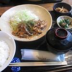 Kaito - 生姜焼き定食