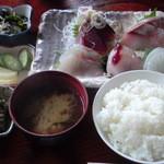 石松 - 石松定食1370円