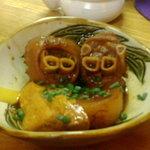 のりちゃん - 料理写真:てびち煮付け