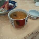 キャトルセゾン マツイ  - 茶碗蒸しに葛あん