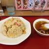 ラーメン まるとも - 料理写真:炒飯 550円