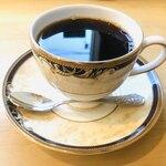 自家焙煎珈琲ブリュッケ - ドリンク写真:インディアAPAA、480円