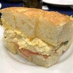 ブリックカフェ - サンドイッチ