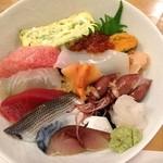正寿司 - ちらし。