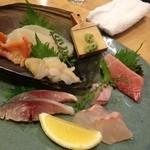 正寿司 - お造り盛り合わせ