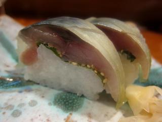 喜代 - 鯖 押し寿司
