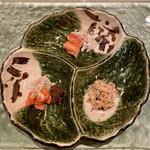 寿司 赤坂 - 毛ガニ・タラバガニ・香箱ガニ