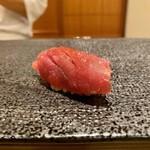 寿司 赤坂 - 赤身