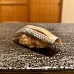 寿司 赤坂 - こはだ