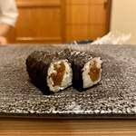 寿司 赤坂 - かんぴょう巻き