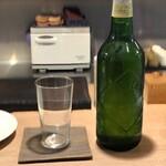 炭火やきとり 森田 - ハートランド瓶