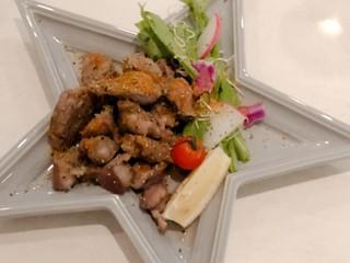 KUTSURO gu Café - ピリ辛黒コショウ砂肝
