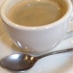 ピッツェリア マルーモ - コーヒー