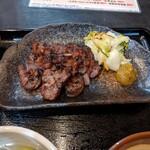 121703817 - 牛タン焼き定食