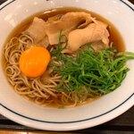瀬戸うどん - 肉玉そば 600円