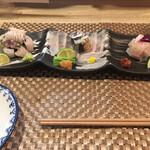 北浜あなごや 日本酒と酒肴 -