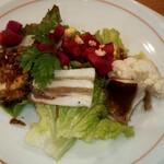 食事と喫茶ユーラシア食堂 さらび - 料理写真: