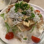 日本酒バル 蔵のや - 蔵のやサラダ