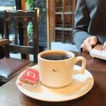 月光荘サロン 月のはなれ - はなれの銀ブラコーヒー。