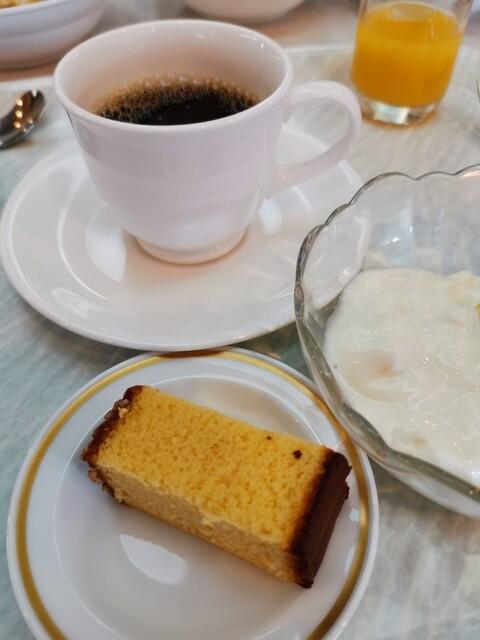 ボンサブール - デザートは長崎カステラ