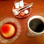喫茶オルガン - どちらも素晴らしい!THE喫茶店