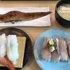 太郎すし - 料理写真:ランチ これだけで足りるはず 平日ランチタイムは貝汁のサービス