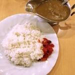 コトブキ - 洋食屋さんのカレーライス