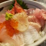 Sugiya - 海鮮丼 上 1450円