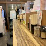 東京麺珍亭本舗 - この日、土曜、深夜0時前。先客0でした。