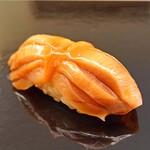 鮨おばな - 宮城県閖上産の赤貝