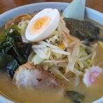 日本一食堂 - 料理写真:五目味噌タンメン850円