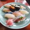 葵寿司 - 料理写真:地魚にぎり 真鶴