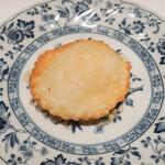 VIA Brianza - 羊チーズのパイ
