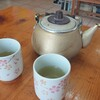 浜めし - ドリンク写真:お茶